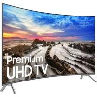 "Samsung 65"" MU8500 LCD TV Photo"