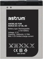 Astrum ANOBL4D Replacement Battery for Nokia E5 and E7 Photo