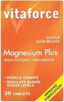 Vitaforce Magnesium Plus - High Potency Magnesium Photo