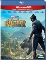 Black Panther - 2D / 3D Photo