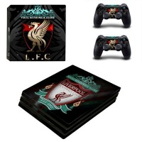 Skin-Nit Decal Skin for PS4 Pro - Liverpool Photo