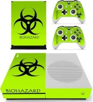 SKIN NIT SKIN-NIT Decal Skin For Xbox One S: Hazzard Green Photo