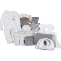 BebedeParis Complete Post-Hospital Baby Gift Basket Photo