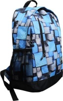 "Volkano Two Squared Backpack for 16"" Notebooks Photo"