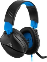 Turtle Beach Recon 70 Headset Head-band Black Blue 12 Hz - 20 kHz 40mm Black/Blue Photo