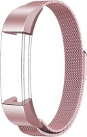 Linxure Milanese Strap for the Fitbit Alta Rose Gold - Large Photo