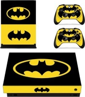SKIN-NIT Decal Skin For Xbox One X: Batman 2018 Photo