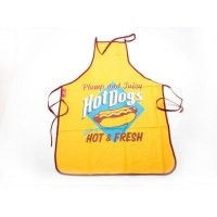 EH Apron for Dad - Hot Dogs Photo