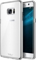Tellur Premium Cover Protector Fusion for Samsung Galaxy S7 Silver Photo