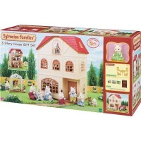 Sylvanian Families 3 Story House Gift Set C Photo
