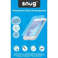 Snug Tempered Glass Screenguard for Samsung Galaxy J1 Mini Photo