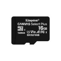 Kingston Technology Canvas Select Plus memory card 64GB MicroSDXC Class 10 UHS-I 3 x microSDXC UHS-I 3.3 V SD adapter Photo