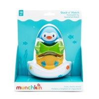 Munchkin ® 21191 Stack n' Match Floating Bath Toy Photo