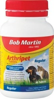 Bob Martin Arthripet Regular Sulphur and Vitamin Supplement Tablets for Dogs and Cats Photo