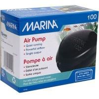 Marina 100 Air Pump for Aquariums to 150L - Single Outlet Photo