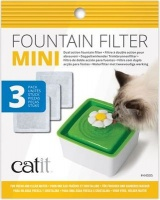 Catit Replacement Filters for 43735W Mini Flower Drinking Fountain Photo