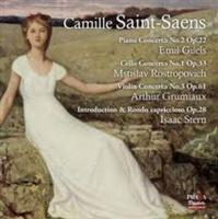 Camille Saint-Saens: Piano Concerto No. 2 Op. 22/... Photo