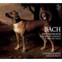 J.S. Bach: Sonatas for Violin and Harpsichord Photo