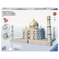 Ravensburger Taj Mahal Jigsaw Puzzle Photo