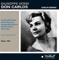 Verdi: Don Carlos Photo