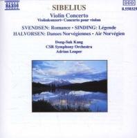 Scandinavian Violin Concertos Photo