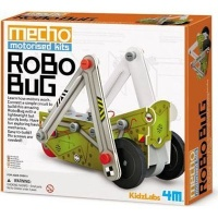 4M Mecho Motorised Robo Bug Kit Photo