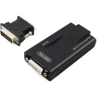 UNITEK Y-3801 USB 3.0 to DVI Converter with VGA Adapter Photo