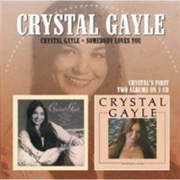Crystal Gayle/Somebody Loves You Photo