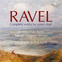 Ravel: Complete Works for Piano Duet Photo