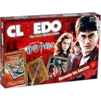 Harry Potter Cluedo Board Game Photo