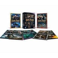 Harry Potter: Complete 8-Film Collection Photo