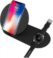 Tuff Luv Tuff-Luv 2-in-1 Fast Wireless Charger for Apple iPhone and Apple Watch Photo