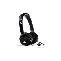 4Gamers PRO4-40 Stereo On-Ear Gaming Headphones with Microphone for PS4 Photo