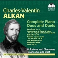 Charles-Valentin Alkan: Complete Piano Duos and Duets Photo