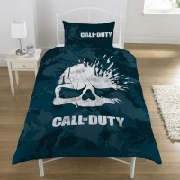 Call of Duty Panel Duvet Set Photo