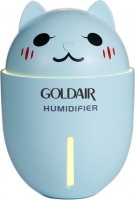 Goldair Mini Humidifier With Usb Fan & Light Photo