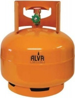 Alva Gas Cylinder Photo