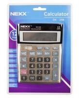 Nexx DK238 12 Digit Desktop Calculator Photo