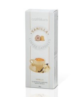 Caffeluxe Signature Collection Coffee Capsules - Compatible with Caffeluxe & Nespresso Capsule Coffee Machines Photo