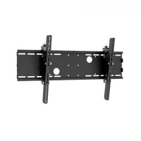 """Brateck PLB-14L Classic Heavy-Duty Wall Mount Bracket with Tilt for 37-70"""" Curved & Flat TVs - Up to 75kg Photo"""
