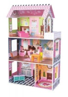 Roly Polyz Amy's Wooden Doll House Photo