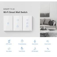 Sonoff 1ch Wi-Fi Smart Light Switch White Photo