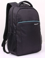 "Kingsons Blue Stripe Backpack for Notebooks Up to 16"" Photo"