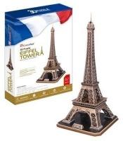 Cubic Fun 3D Puzzle - Eiffel Tower 3D Puzzle Photo