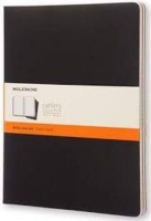 Moleskine Cahier Journal Pack Soft Ruled XX-Large Black Photo