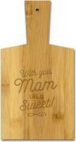 Bamboo Board - Mom Photo