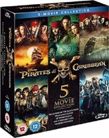 Pirates Of The Caribbean - 5-Movie Collection Photo