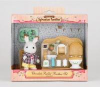 Brother Sylvanian Family - Chocolate Rabbit Set Photo
