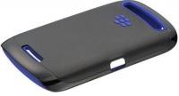 Blackberry 9380 - Premium Skin - Black and Vivid Violet Photo