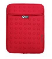 """Vax Barcelona Bonanova - 10"""" Notebook Sleeve - Red Photo"""